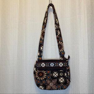 Vera Bradley Canyon crossbody purse
